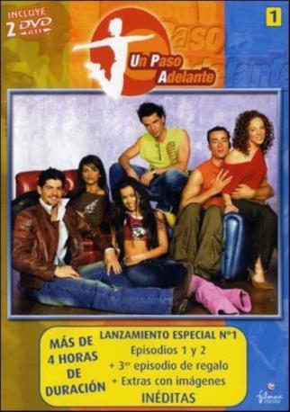 UN PASO ADELANTE 1 DVD 2MA