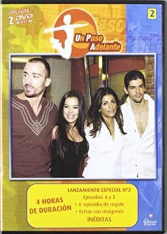 UN PASO ADELANTE 2 DVD