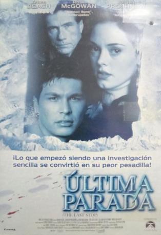 ULTIMA PARADA DVDL