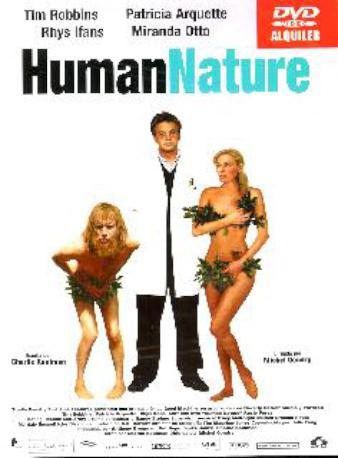 HUMAN NATURE DVDL