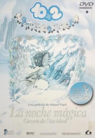 LA NOCHE MAGICA DVD