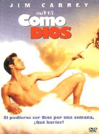 COMO DIOS DVD