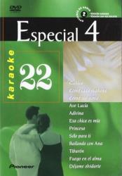 ESPECIAL 4 VOL 22 DVDK