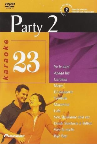 PARTY 2 VOL 23 DVDK