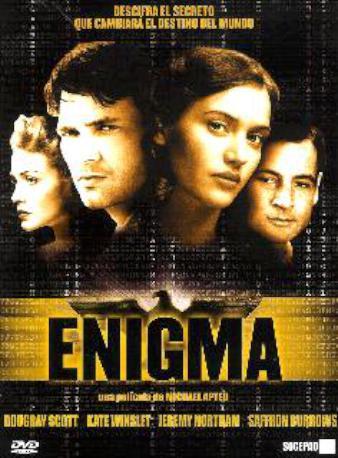 ENIGMA DVDL