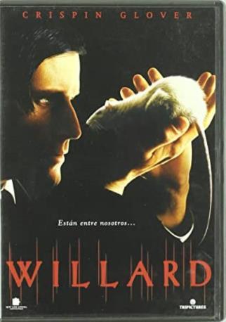 WILLARD DVDL