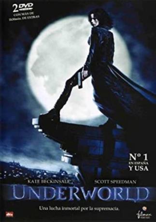UNDERWORLD DVDL 2MA