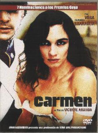 CARMEN DVDL