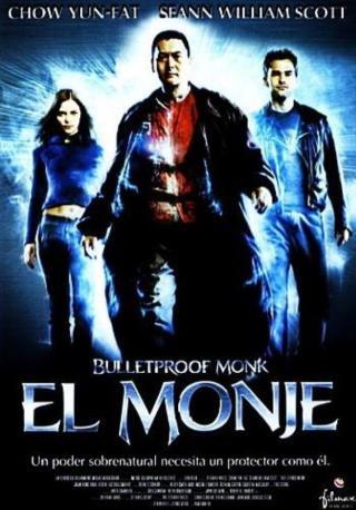 EL MONJE DVD