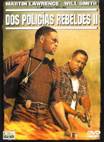 DOS POLICIAS REBELDES 2 DVD 2M