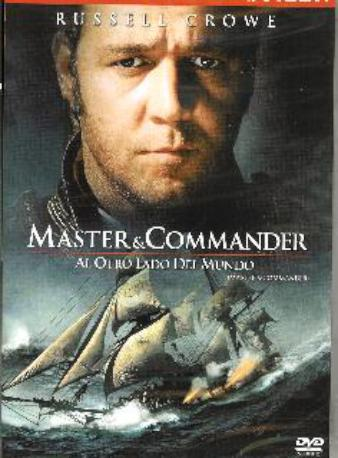 MASTER & COMMANDER LLOGUE