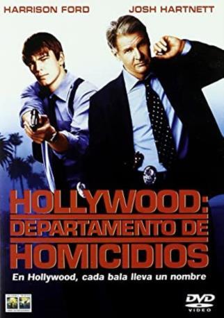 HOLLYWOOD DEP HOMICI DVDL