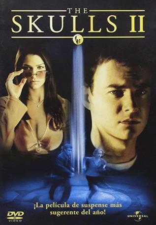 THE SKULLS II DVD