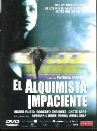 EL ALQUIMISTA IMPACIEDVD