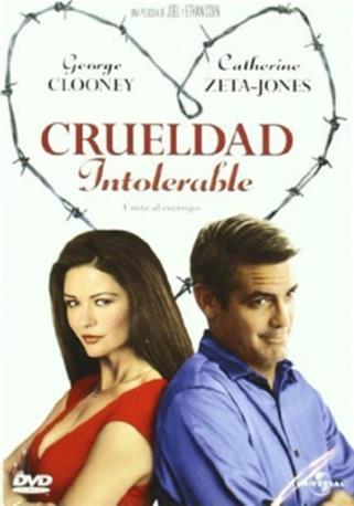 CRUELDAD INTOLERABLE DVDL 2MA