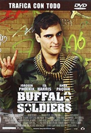 BUFFALO SOLDIERS DVDL