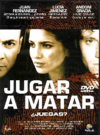 JUGAR A MATAR DVD