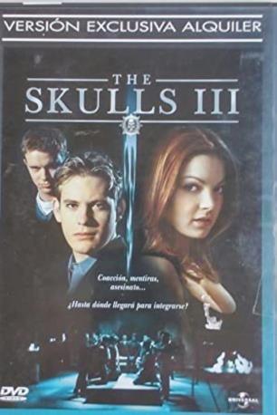 SKULLS III DVDL