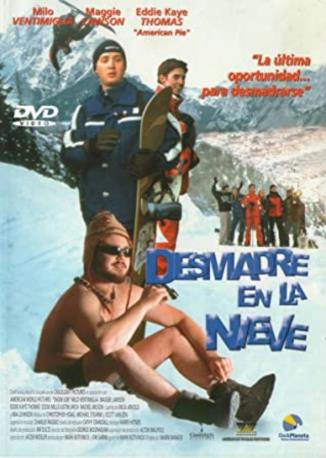 DESMADRE EN LA NIEVE DVD