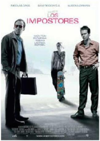 LOS IMPOSTORES DVDL