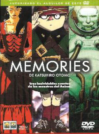 MEMORIES DVDL