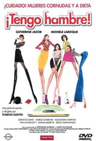TENGO HAMBRE DVD