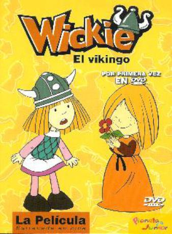 WICKIE EL VIKINGO DVD