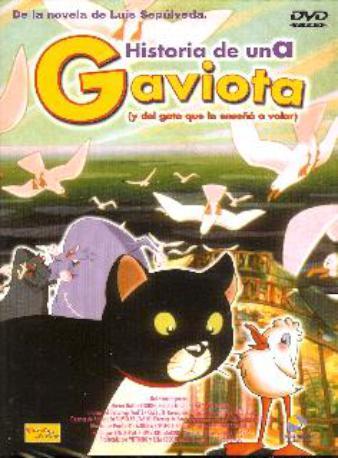 HISTORIA DE UNA GAVIOTDVD