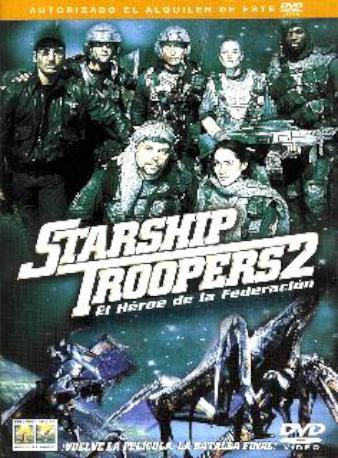 STARSHIPTROOPERS2 DVDL