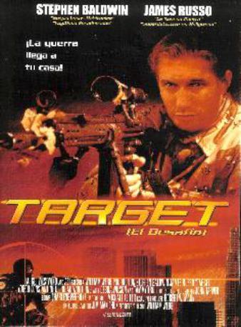TARGET EL DESAFIO DVD