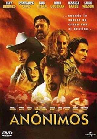 ANONIMOS DVDL 2MA