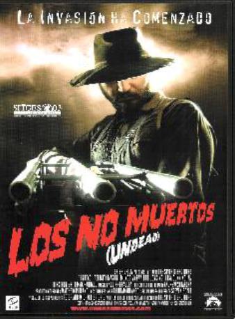LOS NO MUERTOS DVDL