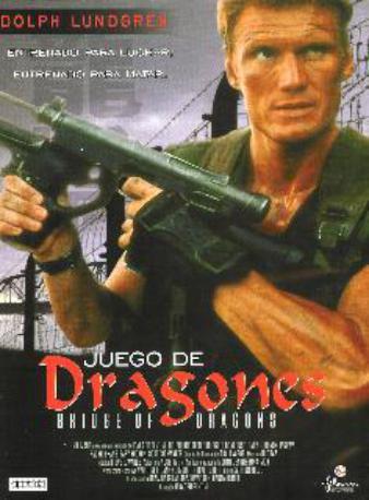 JUEGO DE DRAGONES DVD