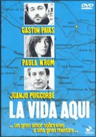 LA VIDA AQUI DVD