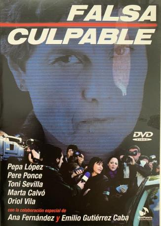 FALSA CULPABLE DVD
