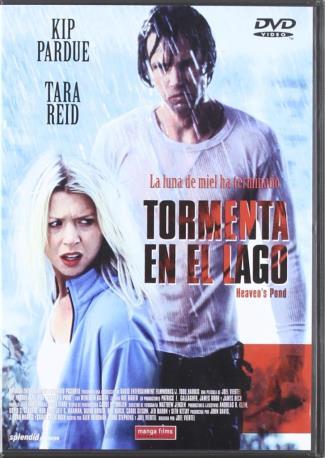 TORMENTA EN EL LAGO DVD 2MA