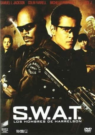 SWAT DVD 2MA