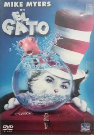 EL GATO DVD