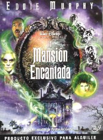 LA MANSION ENCANTADA DVDL 2MA