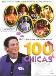100 CHICAS DVD