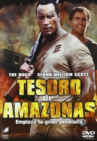 TESORO DEL AMAZONAS DVDL 2MA