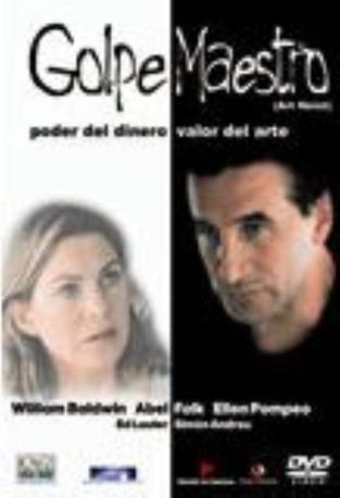 GOLPE MAESTRO DVDL