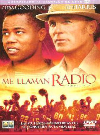 ME LLAMAN RADIO DVDL