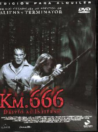 KM 666 DESVIO AL INFIDVDL
