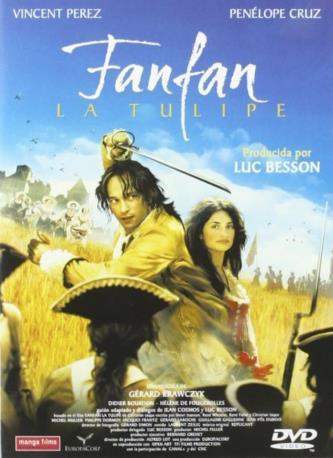 FANFAN LA TULIPE DVD LLOG