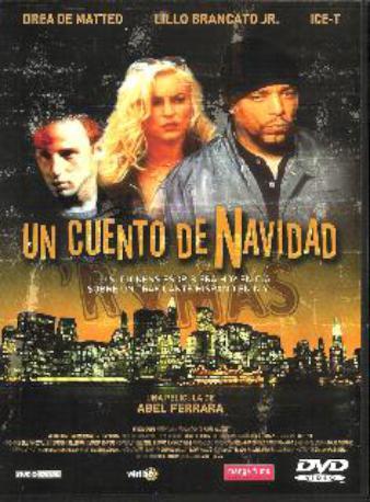 UN CUENTO DE NAVIDAD DVD