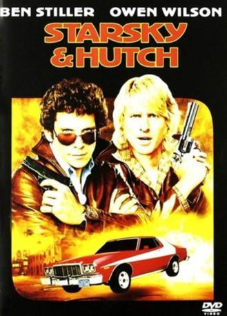 STARSKY HUTCH DVD 2MA