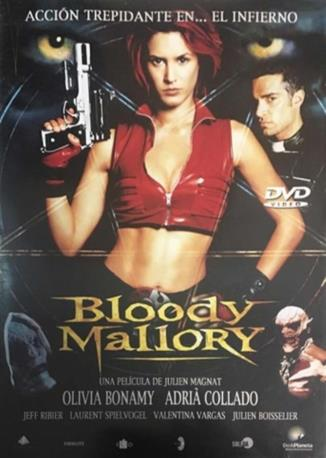 BLOODY MALLORY DVDL