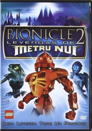 BIONICLE 2 DVD 2MA