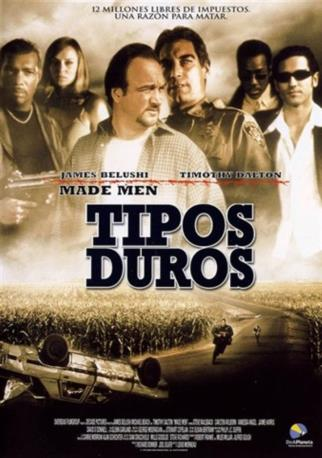 TIPOS DUROS DVD 2MA
